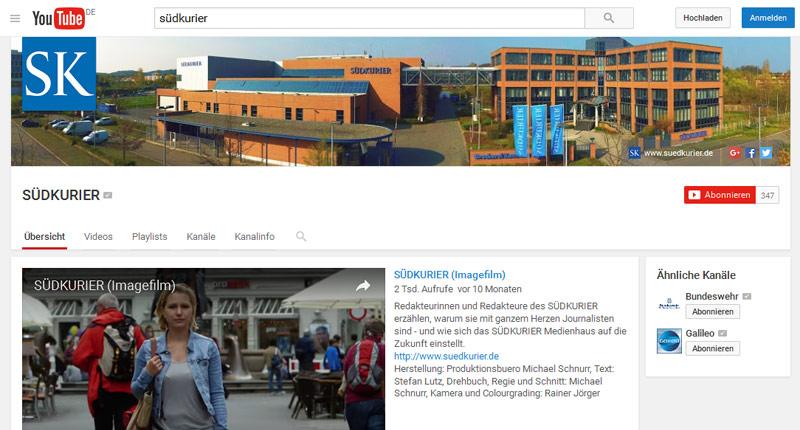 Video Marketing Beitragsbild