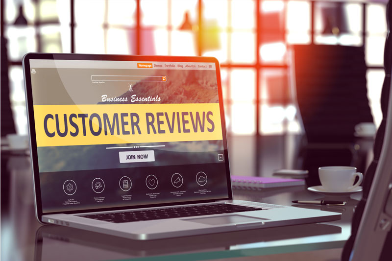 Customer Reviews - Profi-Homepage