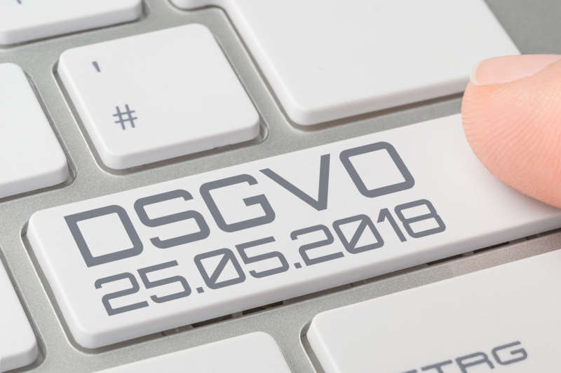 DSGVO - Profi-Homepage