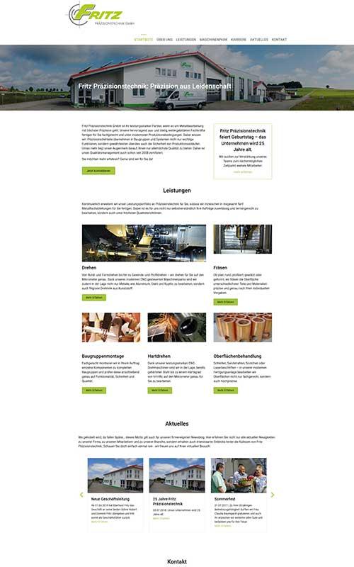 profi-homepage_FritzPräzisionstechnik_Industrie