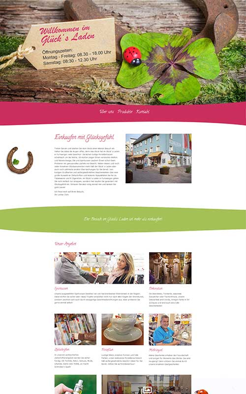 profi-homepage_Glücksladen_Handel