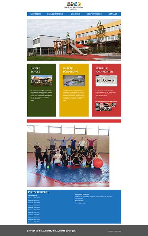 profi-homepage_Grund-WerkrealschuleGeisingen_Vereine