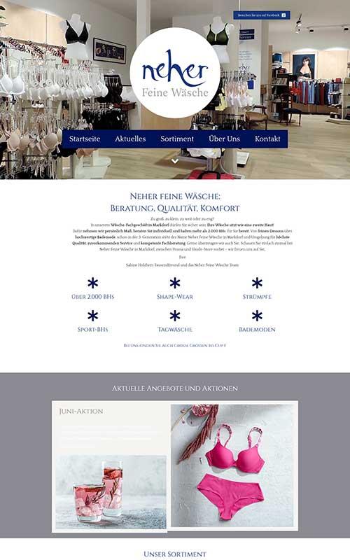 profi-homepage_Neher_Handel