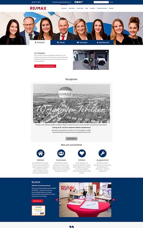 profi-homepage_Remax_Dienstleistung