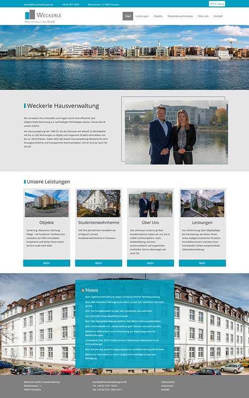 profi-homepage_WeckerleHausverwaltung_Dienstleistung