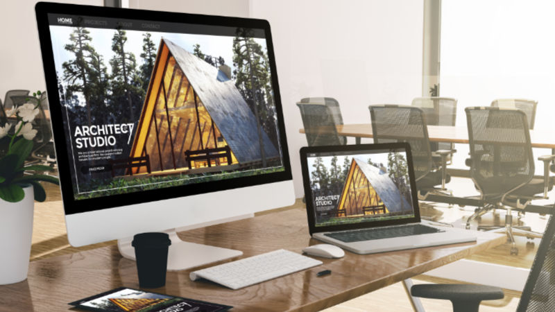 Webdesigntrends - Screendesign